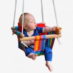 candy baby swings