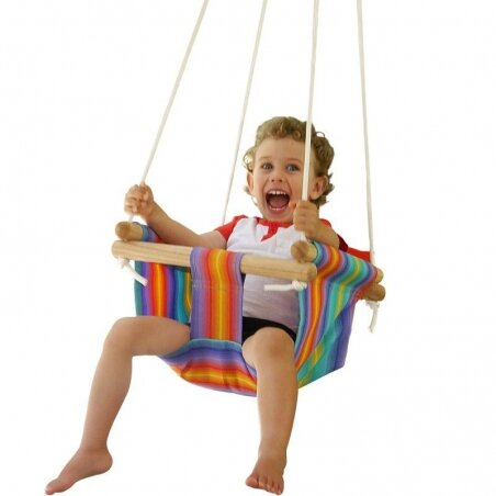 candy baby toddler kids swing