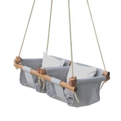 Baby Toddler Twins Swing