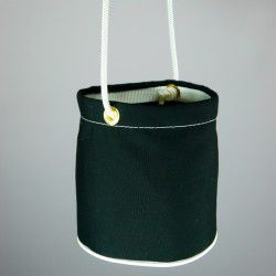 black peg bag