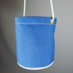 french blue peg bag