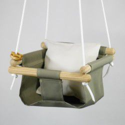 stone baby toddler swing