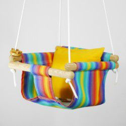 candy baby swing