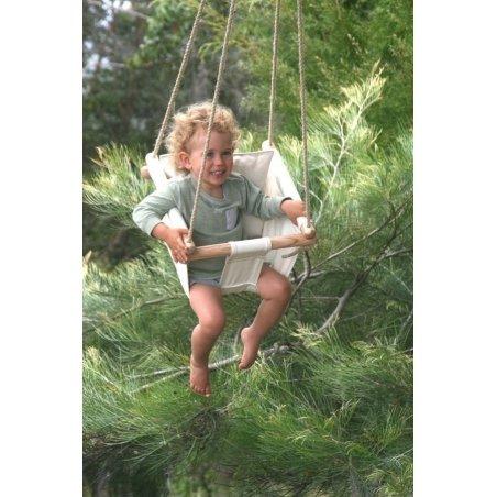 natural organic baby swing