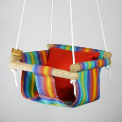 candy toddler swing