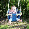 french baby toddler swing