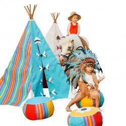 kids canvas teepees