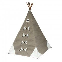stone canvas teepee